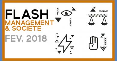 FLASH : Management et Problèmes de Société