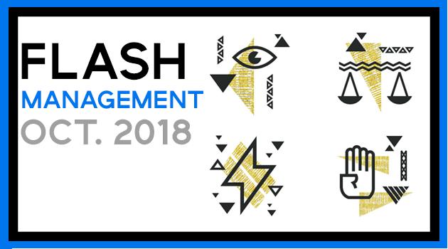 FLASH Management et Problèmes de Société