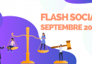 Flash social – Septembre 2020