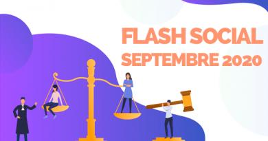 Flash social – Septembre 2020