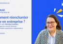 Rencontre avec Séverine Loureiro : Comment réenchanter la vie en entreprise ?